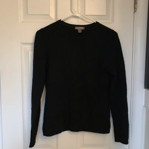 Charter Club Black Cashmere Sweater